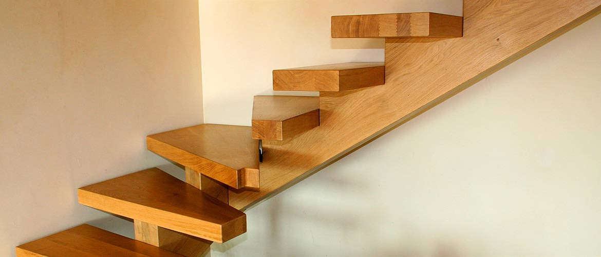 Int rieur ext rieur loz re ossature for Escalier interieur en bois