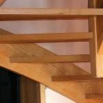 Escalier en frêne, Hyelzas 02